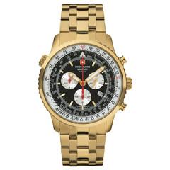 Swiss Alpine Military 7078.9117 chronograaf horloge