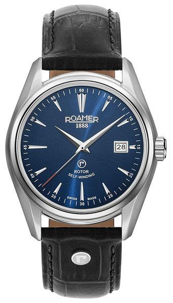 Roamer Roamer 210633 41 45 02 Searock Classic horloge 42 mm