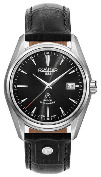 Roamer Roamer 210633 41 55 02 Searock Classic horloge 42 mm
