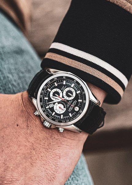 Roamer Roamer 220837 41 55 02 Rockshell Mark III horloge 44 mm