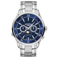 Roamer Roamer 508821 41 43 50 Superior Moonphase horloge 43 mm