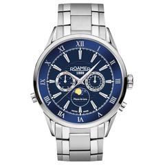 Roamer 508821 41 43 50 Superior Moonphase horloge