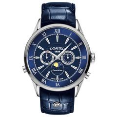 Roamer 508821 41 43 05 Superior Moonphase horloge