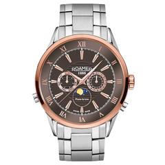 Roamer 508821 47 53 50 Superior Moonphase horloge