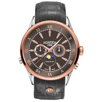 Roamer Roamer 508821 47 53 05 Superior Moonphase horloge 43 mm