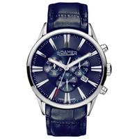 Roamer Roamer 508837 41 40 05 Superior Chrono horloge 44 mm