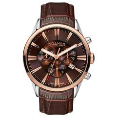 Roamer 508837 41 65 05 Superior Chrono horloge