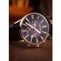 Roamer Roamer 508837 41 65 05 Superior Chrono horloge 44 mm