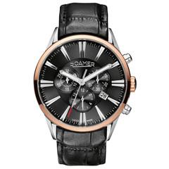 Roamer 508837 41 75 05 Superior Chrono horloge