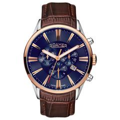 Roamer 508837 41 85 05 Superior Chrono horloge