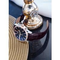 Roamer Roamer 508837 41 85 05 Superior Chrono horloge 44 mm