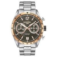 Roamer Roamer 510902 49 64 50 Superior Chrono II horloge 42 mm