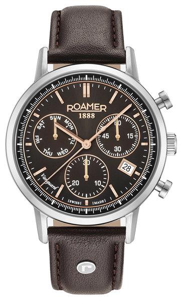 Roamer Roamer 975819 40 55 09 Vanguard Chrono II horloge 42 mm