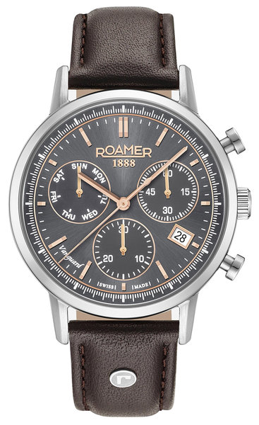 Roamer Roamer 975819 41 05 09 Vanguard Chrono II horloge 42 mm