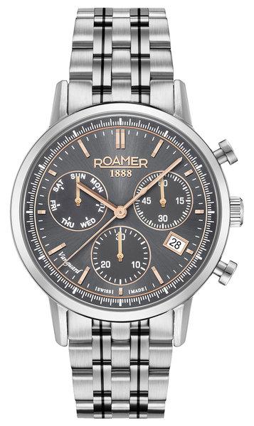 Roamer Roamer 975819 41 05 90 Vanguard Chrono II horloge 42 mm
