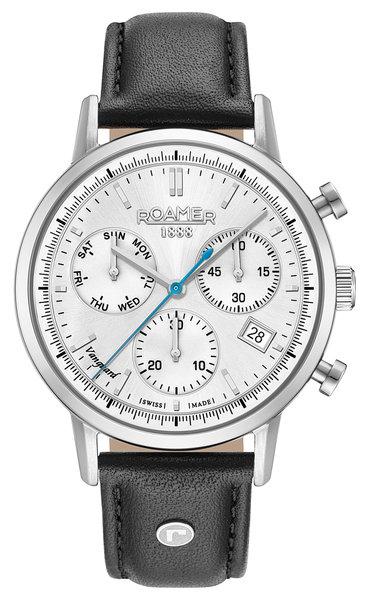 Roamer Roamer 975819 41 15 09 Vanguard Chrono II horloge 42 mm