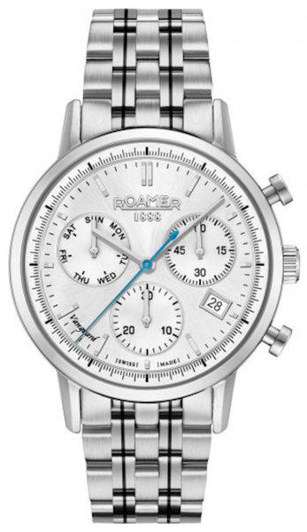 Roamer Roamer 975819 41 15 90 Vanguard Chrono II horloge 42 mm