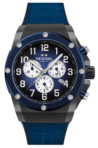 TW Steel TW Steel ACE134 Genesis Limited Edition heren horloge 44 mm