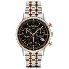 Roamer 975819 49 55 90 Vanguard Chrono II horloge