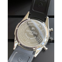 Roamer Roamer 510902 41 14 05 Superior Chrono II horloge  42 mm