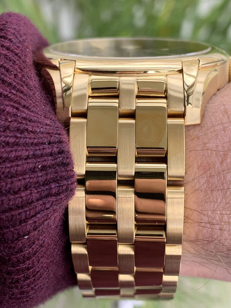 Versace Versace VEUA00820 Apollo heren horloge 42 mm