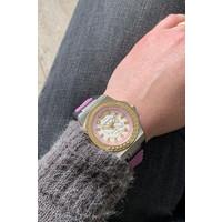 Versace Versace VEHD00220 Chain Reaction dames horloge  40 mm