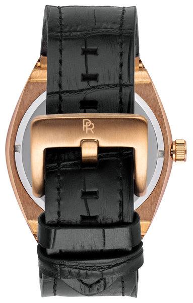 Paul Rich Paul Rich Signature Ambassador Leer PR68RGBBL horloge 45 mm
