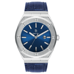 Paul Rich Signature Deep Dive Leer PR68SBBL horloge