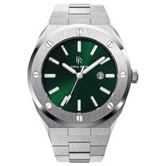 Paul Rich Signature Emperor's Emerald Staal PR68SGS horloge