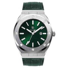Paul Rich Signature Emperor's Emerald Leer PR68SGL horloge