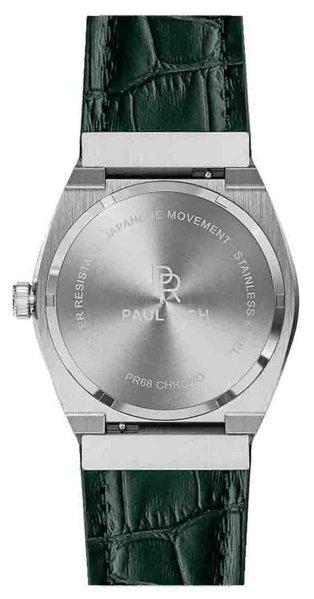 Paul Rich Paul Rich SignatureEmperor's Emerald Leer PR68SGL horloge 45 mm