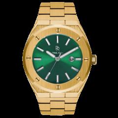 Paul Rich Signature King's jade Staal PR68GGS horloge