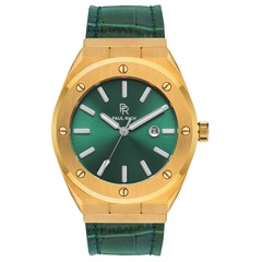 Paul Rich Signature King's jade Leer PR68GGL horloge