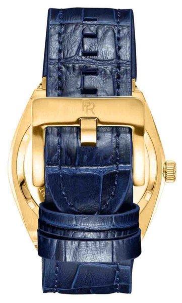Paul Rich Paul Rich Signature Royal touch Leer PR68GBL horloge 45 mm