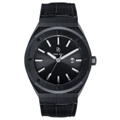 Paul Rich Signature Conquest Leer PR68ABL horloge