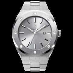 Paul Rich Signature Apollo's Silver Staal PR68ASS horloge