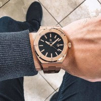 Paul Rich Paul Rich Signature Ambassador Staal PR68RGBS horloge 45 mm