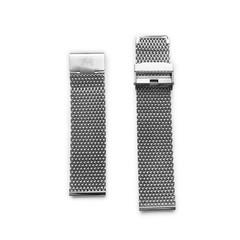 Tauchmeister Milan-20 Milanese stalen horlogeband 20mm