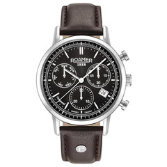 Roamer 975819 41 55 09 Vanguard Chrono II horloge