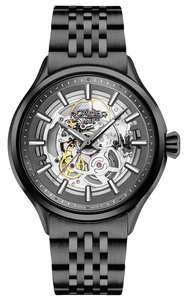 Roamer Roamer 101663 40 55 10N Competence Skeleton III horloge 43 mm