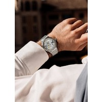Roamer Roamer 101663 41 55 10N Competence Skeleton III horloge 43 mm