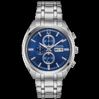 Bulova Bulova 96C136 Classic Chronograaf heren horloge 42 mm