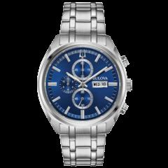 Bulova 96C136 Classic Chronograaf heren horloge 42 mm