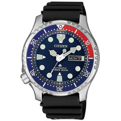 Citizen Promaster NY0086-16LE Marine automatisch herenhorloge 42 mm