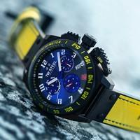 TW Steel TW Steel TW1017 Fast Lane Nigel Mansell heren horloge 46 mm