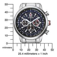 Citizen Citizen CA4471-80L Pilot horloge 44 mm