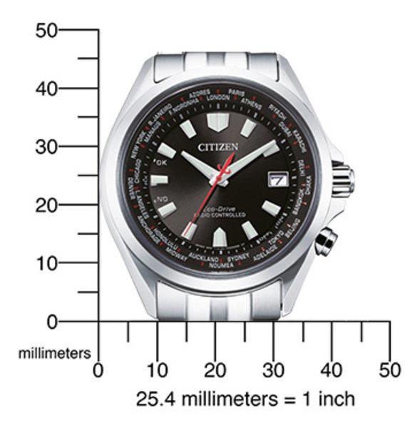 Citizen Citizen CB0220-85E Radio Controlled horloge 42 mm