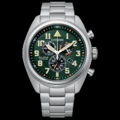 Citizen AT2480-81X Super Titanium horloge