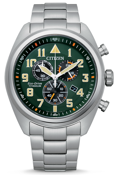 Citizen Citizen AT2480-81X Super Titanium horloge 44 mm