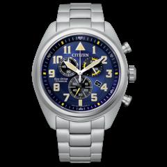 Citizen AT2480-81L Super Titanium horloge